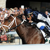 joha, Rajiv Maragh up; wins the Dixiana Keeneland Race Track, Lexington, KY 10/6/12 photo by Mathea Kelley