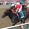 Fort Larned wins the 2012 Whitney.<br /> Coglianese Photos/Courtney Stafford