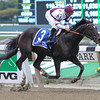 Royal Delta wins the 2012 Beldame.<br /> Coglianese Photos/David Alcosser