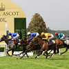 Colour Vision, Frankie Dettori up (middle) wins the Gold Cup, Royal Ascot 2012; photo byTrevor Jones Ascot Race Course; 6/21/02