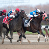 Nefertini wins the 2012 Go for Wand.<br /> Coglianese Photos/Jessica Hansen