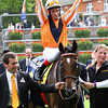 Danedream wins the 2012 King George Queen Elizabeth Stakes<br /> Photo by Trevor Jones