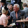 Scene from the 2012 Royal Ascot<br /> Photo by Mathea Kelley