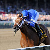 Questing wins the 2012 Alabama.<br /> Photo by Coglianese Photos/Adam Mooshian