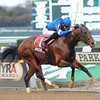 Buffum wins the 2012 Bold Ruler.<br /> Coglianese Photos