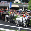 Royal Ascot 2012, 6/19/12, photo by Mathea Kelley Ascot Race Course; Queen Arrival