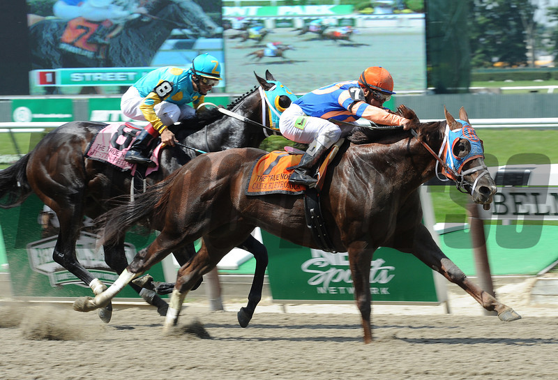 Caixa Eletronica goes last to first in True North.<br /> Coglianese Photos.
