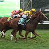 Julie's Love wins the 2012 De La Rose Stakes at Saratoga.<br /> Coglianese Photos