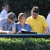 Fans, Keeneland Race Track; Lexington; KY 10/5/12 photo by Mathea Kelley