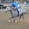 Dance Card wins the 2012 Gazelle.<br /> Coglianese Photos/Adam Mooshian