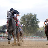 The Lumber Guy wins the 2012 Vosburgh.<br /> Coglianese Photos