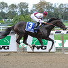 Royal Delta wins the 2012 Beldame.<br /> Coglianese Photos
