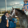 Stay Thirsty wins the 2012 Cigar Mile.<br /> Coglianese Photos