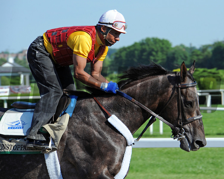 Unstoppable U<br /> © 2012 Rick Samuels/The Blood-Horse