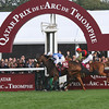 Solemia (10) wins the Arc from Orfevre, Longchamp 07/10/12