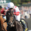 Sum of the Parts, Julien Leparoux up, wins the Phoneix Stakes atKeeneland Race Track; Lexington; KY 10/5/12 photo by Mathea Kelley
