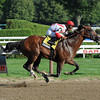 Currency Swap captures The Amsterdam at Saratoga Race Course, New York, 7/29/2012 with Rajiv Maragh up<br /> Photo by Coglianese Photos