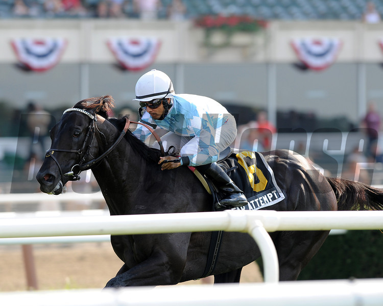 Clear Attempt wins the 2012 Poker.<br /> Coglianese Photos