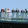 fans,  Keeneland Race Track, Lexington, KY 10/5/12 photo by Mathea Kelley