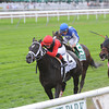 King David wins the 2012 Jamaica.<br /> Coglianes Photos/Adam Mooshian