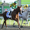 Keeneland Race Course, Lexington, KY 4/13/12, Dullahan, Kent Desormeaux up wins the Bluegrass Stakes.<br /> photo by Mathea Kelley
