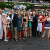 Fort Larned wins the 2012 Whitney.<br /> Skip Dickstein Photo