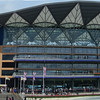 Grandstand at the 2012 Royal Ascot<br /> Photo by: Mathea Kelley