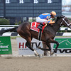 Unlimited Budget wins the 2012 Demoiselle.<br /> Coglianese Photos