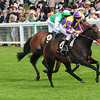 Ceiling Kitty Richard Kingscote up, wins the Queen Mary Stakes, Royal Ascot 2012; photo by Mathea Kelley Ascot Race Course; 6/20/02