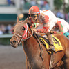 Parent's Honor wins the 2012 Claiming Crown Jewel.<br /> Coglianese Photos/Courtney Stafford