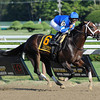 Emcee wins the 2012 Forego.<br /> Coglianese Photos/Courtney Stafford