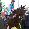 Goodwood Sussex Stakes, 1/8/12.<br /> Frankel ridden by Tom Quealy wins
