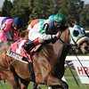La Cloche wins the 2012 Athenia.<br /> Coglianese Photos