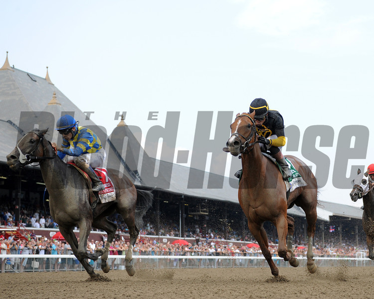 Emma's Encore wins the 2012 Prioress.<br /> Coglianese Photos