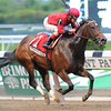 Glorious View wins the 2013 Vagrancy.<br /> Coglianese Photos