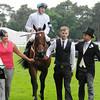 Belgian Bill James Doyle up, wins the Royal Hunt Cup, Royal Ascot; UK, photo by Mathea Kelley; 6/19/13