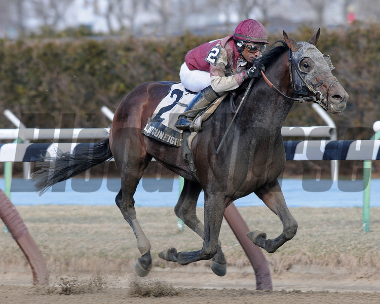 Last Gunfighter wins the 2013 Excelsior.<br /> Coglianese Photos
