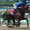 Saginaw wins the 2013 Affirmed Success.<br /> Coglianese Photos