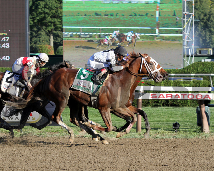 Will Take Charge Moreno Orb Travers