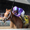 Princess of Sylmar wins the 2013 CCA Oaks.<br /> Coglianese Photos/Adam Mooshian