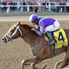 Princess of Sylmar wins the 2013 Alabama.<br /> Coglianese Photos/Chelsea Durand