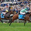 Newmarket 12/10/13  The Dubai Dewhurst Stakes.<br /> War Command (Joseph O'Brien) wins from Cable Bay.<br /> Trevor Jones Photo