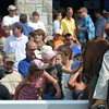 Opening Day Scenes, Keeneland Race Course, Lexington, KY, 10/5/13, photo by Mathea Kelley;