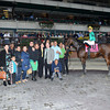 King Kreesa wins the 2013 Mohawk Stakes.<br /> Coglianese Photos