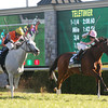 Preferential with Leandro Goncalves wins the 2013 Rood and Riddle Dowager for trainer William I. Mott and owner Juddmonte Farms (Khalid Abdullah), 2013 Keeneland Fall Meet Scenics