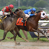 Alpha wins the 2013 Woodward. <br /> Coglianese Photos