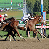 Will Take Charge Travers Finish