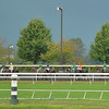 Rainy opening weekend , Keeneland Race Course, Lexington, KY, 10/6/13, photo by Mathea Kelley;