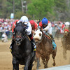 Take Charge Indy, Rosie Napranvnik up wins the Alysheba, Final Turn, 2013 Churchill Downs, Louisville, KY photo by Mathea Kelley