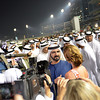 Shiek Mohammoud  , Meydan, March 30th, 2013, photo by Mathea Kelley<br /> Dubai World Cup Day